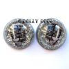 50s Mic Confetti Earrings